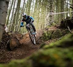 Mountainbike event in Northern Ireland
